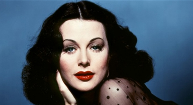 Hedy Lamarr film actress inventor header 2