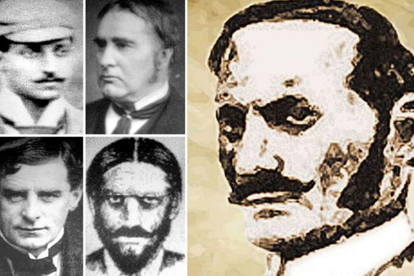 Ripper Aaron Kosminski Polish Jew and other four suspects