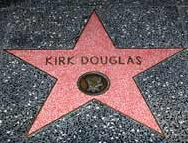 Kirk Douglas Hall of Fame