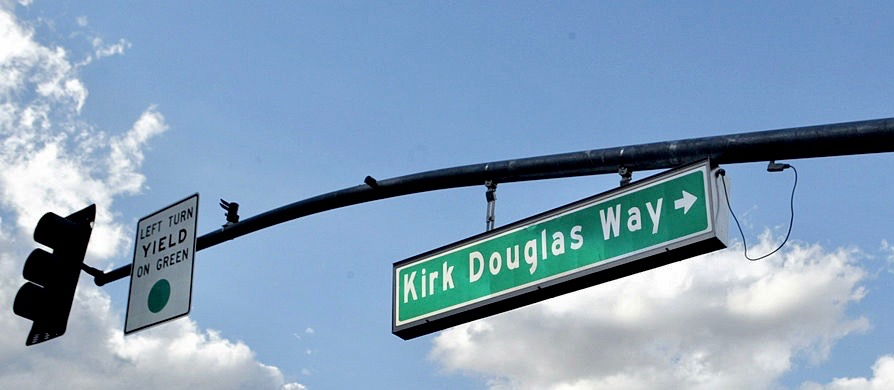 Kirk Douglas Way Palm Springs 2
