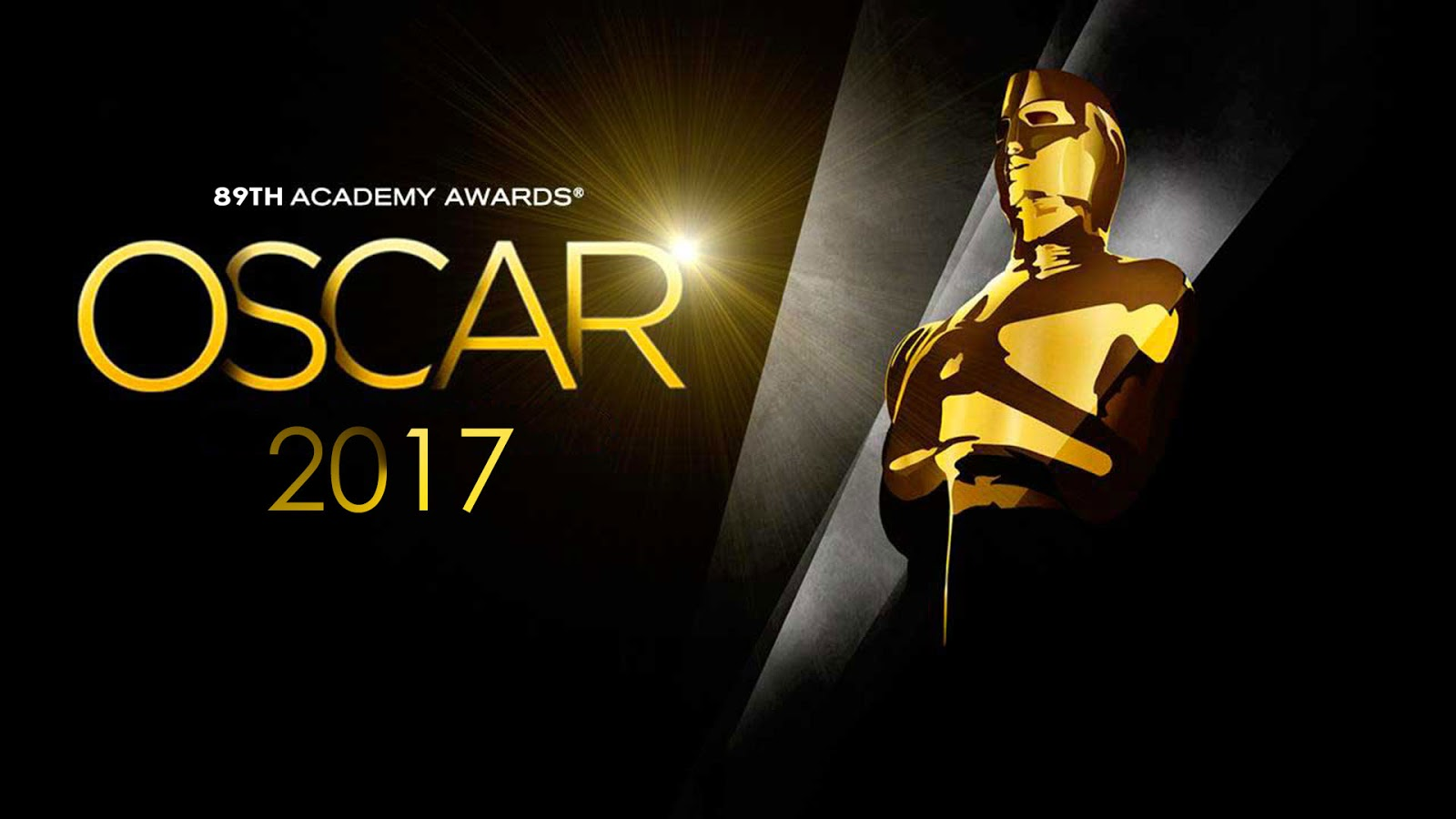 2017 Oscars 89th Academy Awards