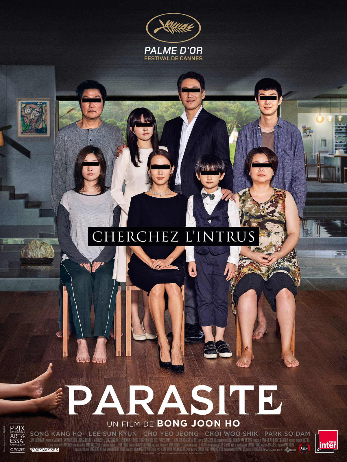 Parasite Best Movie