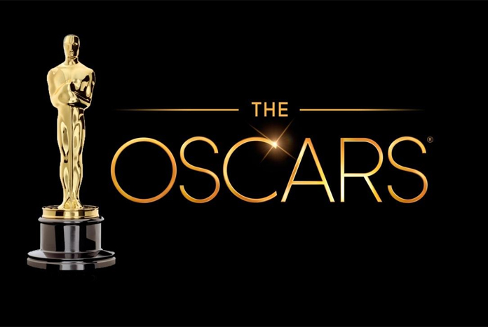 The Oscars Statue and logo