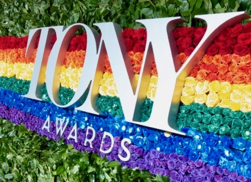 Tony Awards Rainbow 2