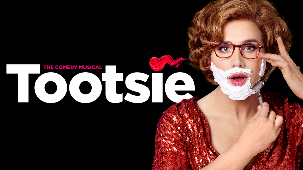 Tootsie The Comedy Shaving Woman