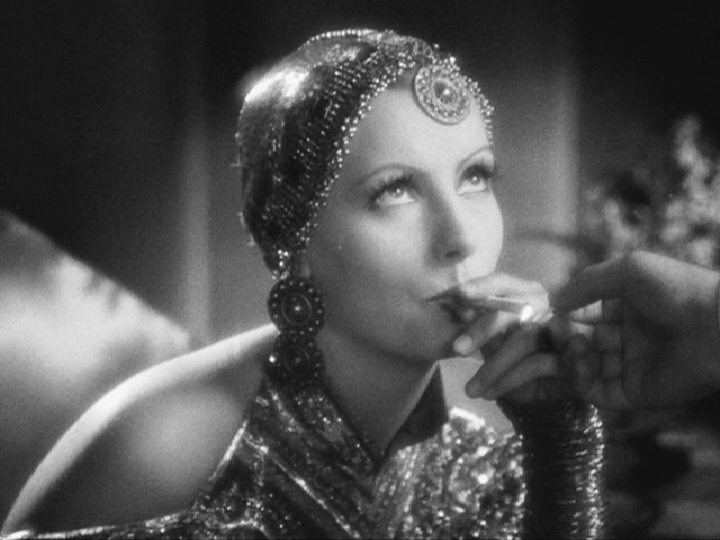 Garbo at Mata Hari