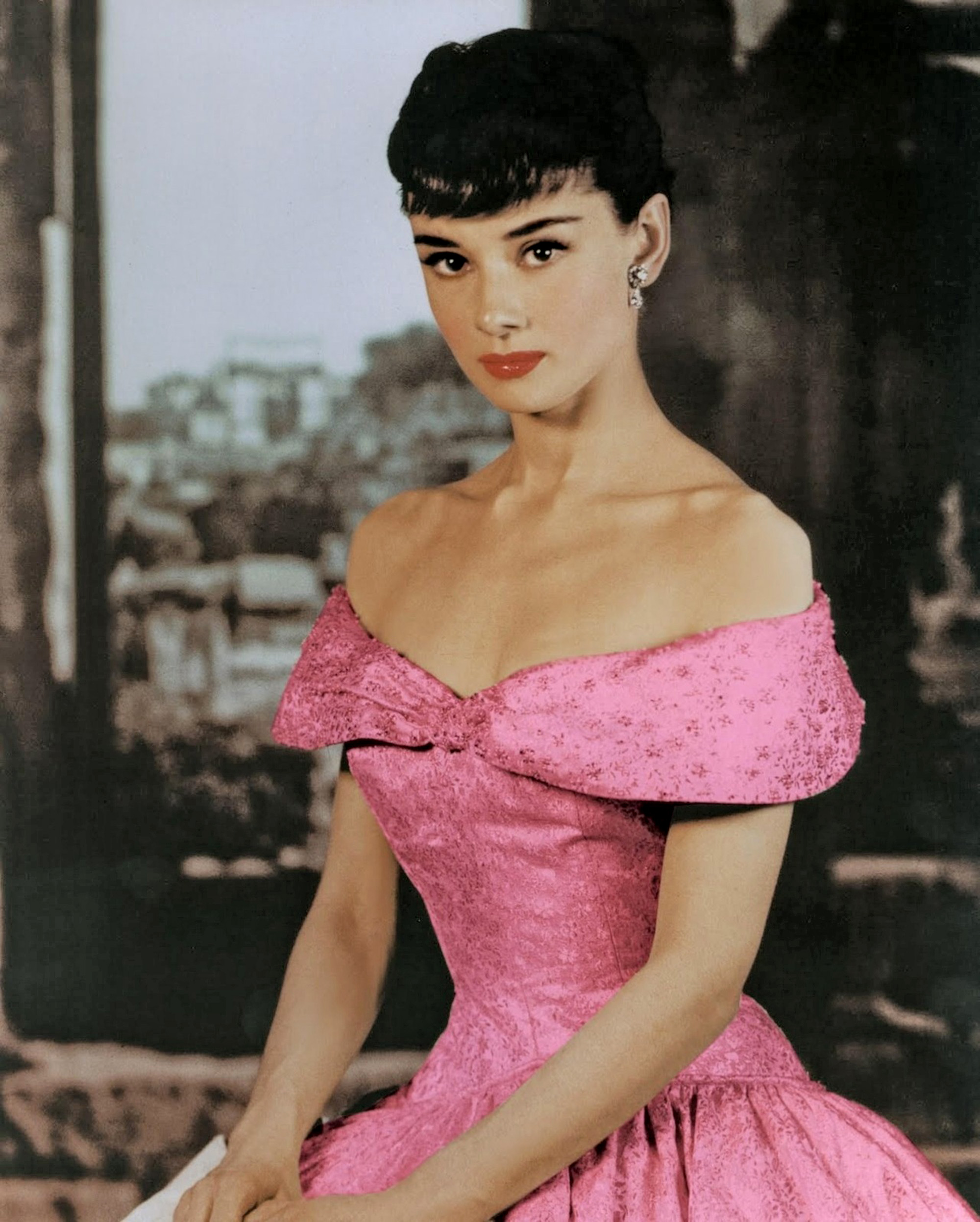 audrey hepburn 1953 roman holiday gregory peck dvdbash9