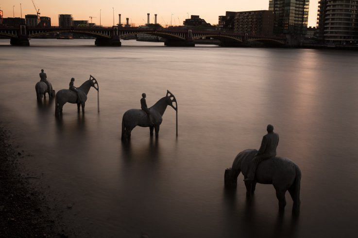 The Rising Tide London UK