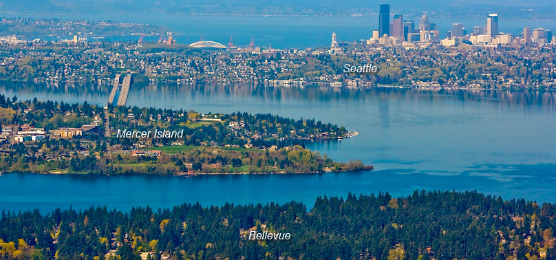 Mercer Island Washington