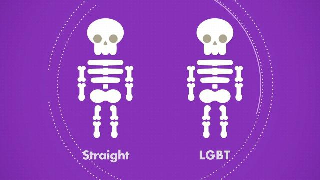 Streight vs LGBT