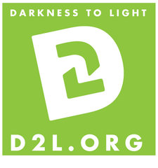 darkness to light logo