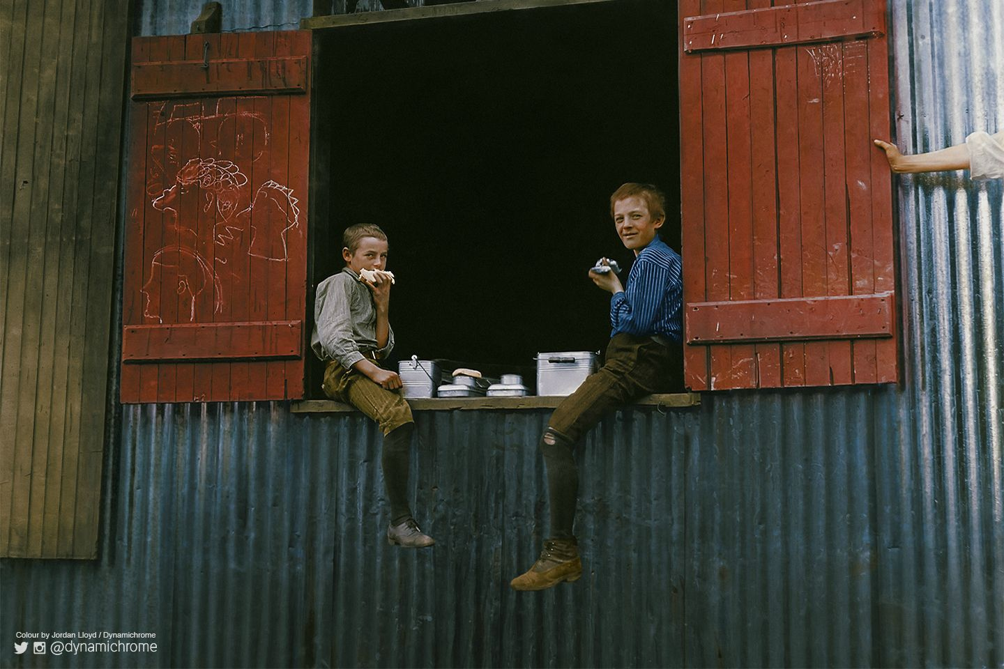 Lunch Time 1908
