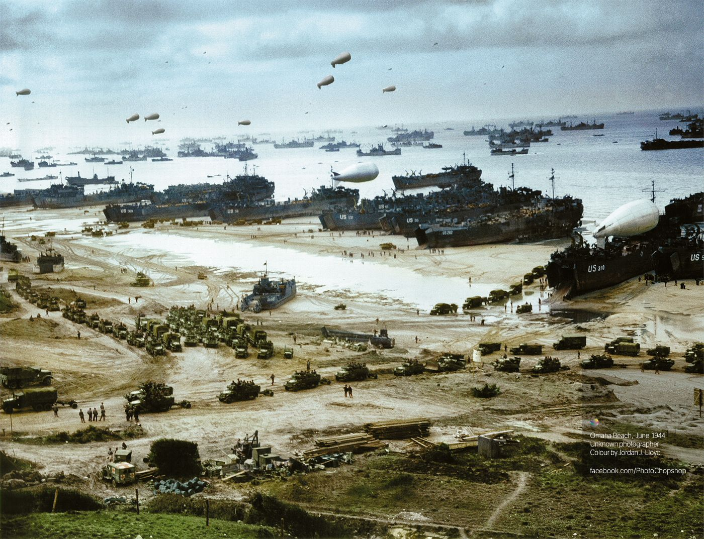 Operation Overlord 1944