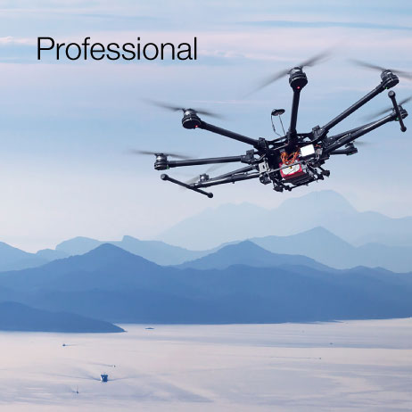 ProfessionalDrone