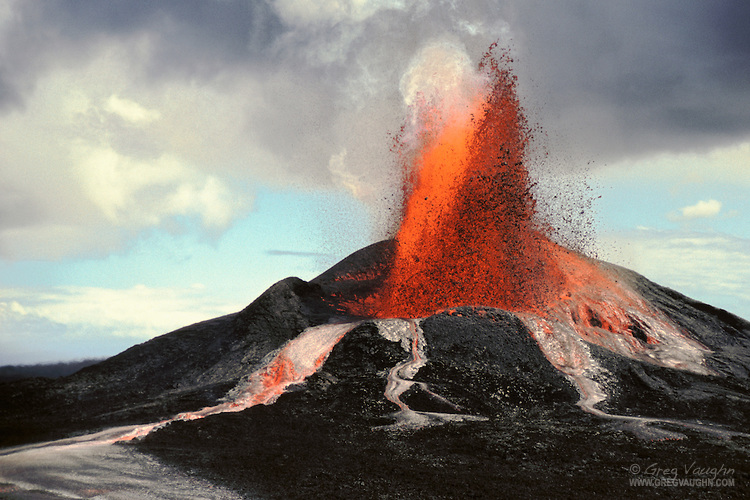 Hawaii Eruption