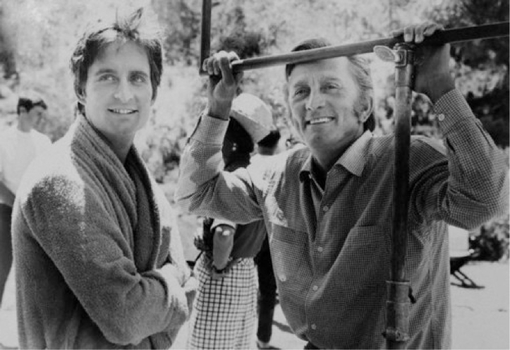 Michael_and_Kirk_Douglas