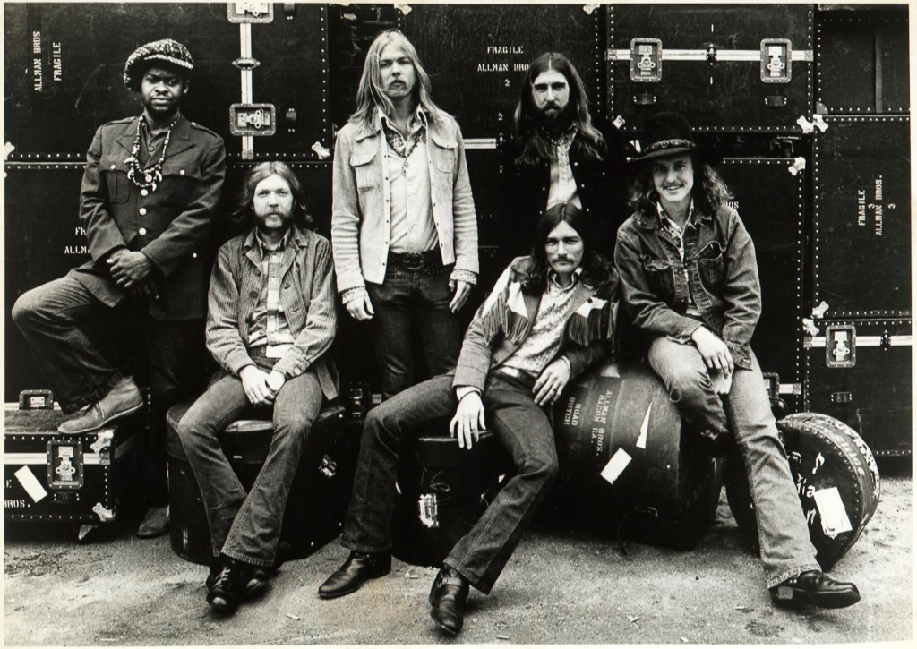 allman brothers band 1969