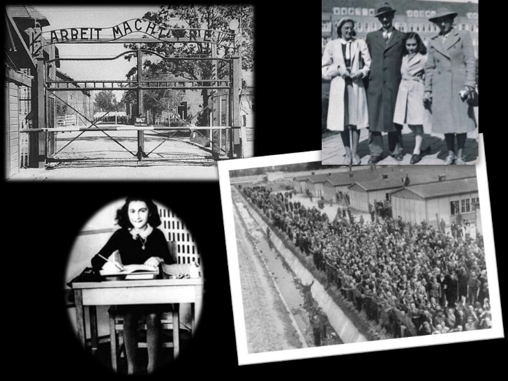 anne frank Conce3ntration Camp