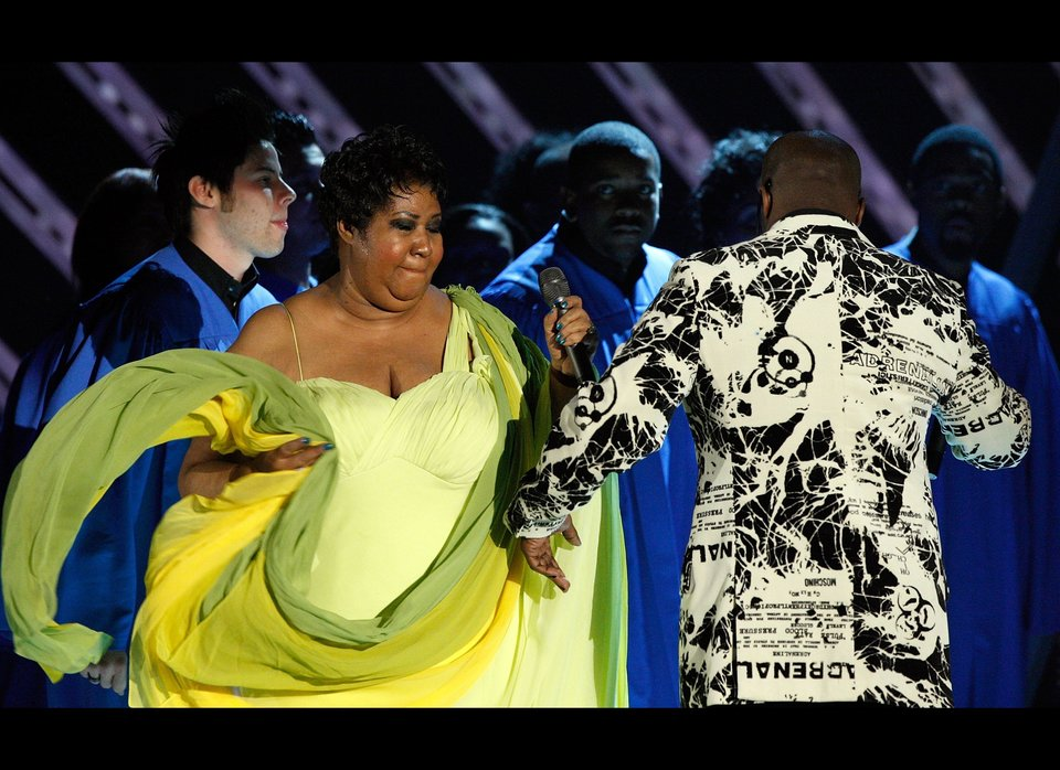 Aretha in Concert