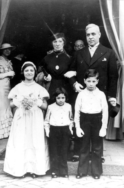 Aristides de Sousa Mendes and Family