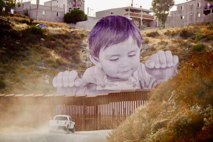 Child at the Border