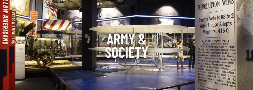 army and society 1