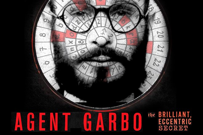 garbo double agent with dart board