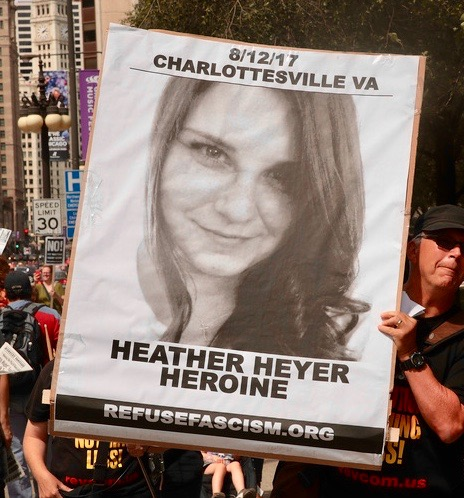 Heather Heyer Heroine