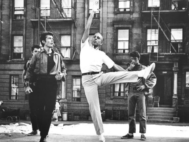 West Side Story Jerome Robbin