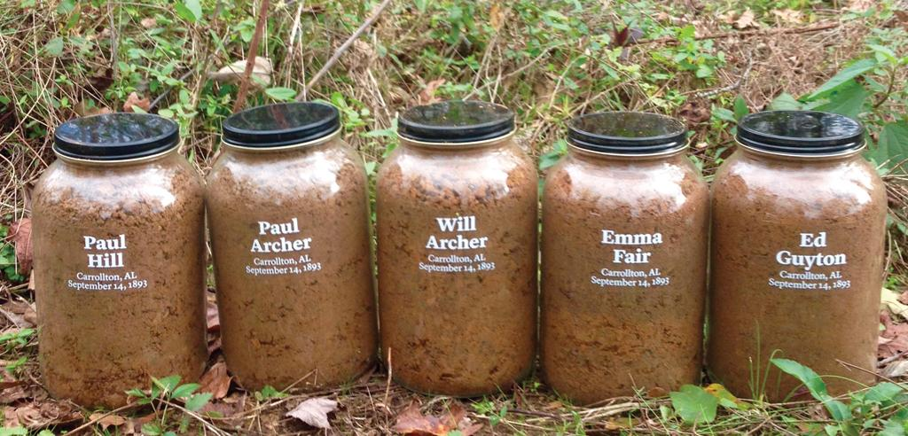 soil collected from lynching sites pickens county alabama header 1