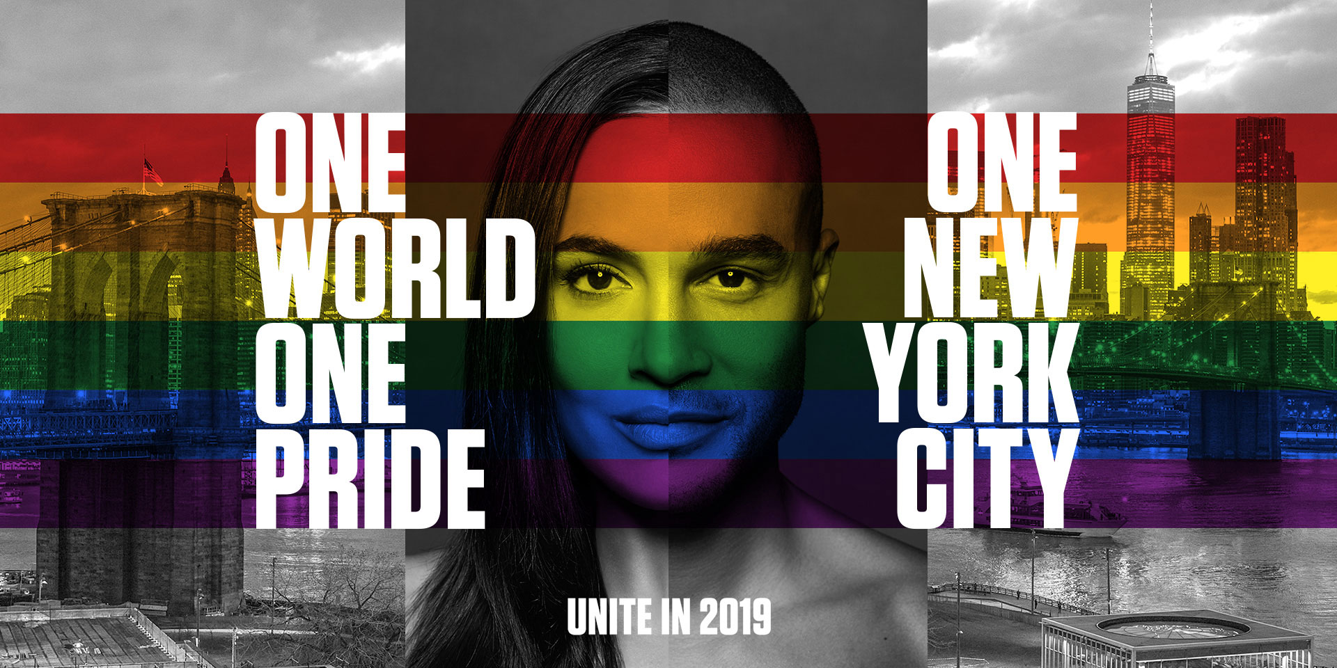 Full Shot Unite Pride NY World 2019