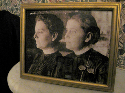 Jane Addams and Mary Rozet Smith