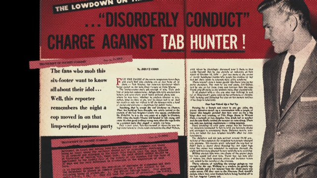 Charges against Tab Hunter
