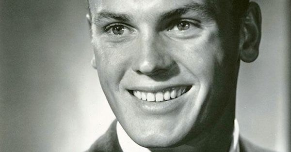 Tab Hunter Smile