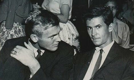 Tab Hunter Tony Perkins