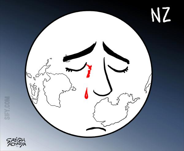 New Zealand Crying