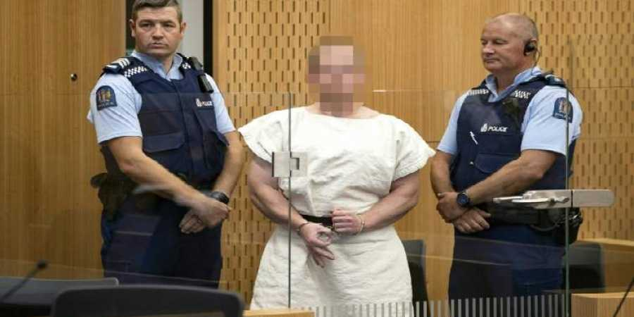 Shooter of New Zealand Massacre