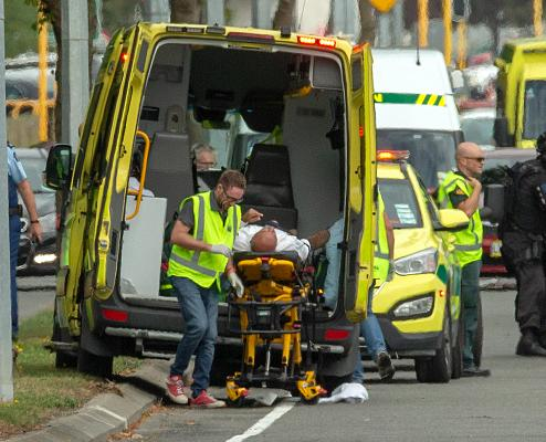 World Mourns New Zealand Muslim Victims of Terrorism
