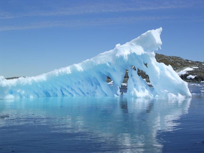 iceberg melting21
