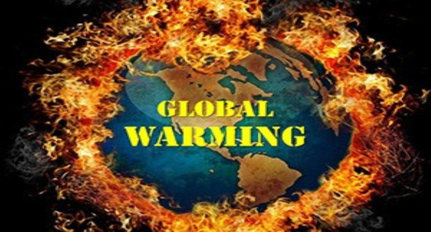 World on Fire Global Warming