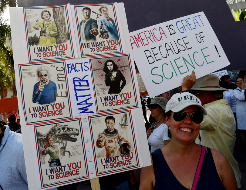 america is greast because of science