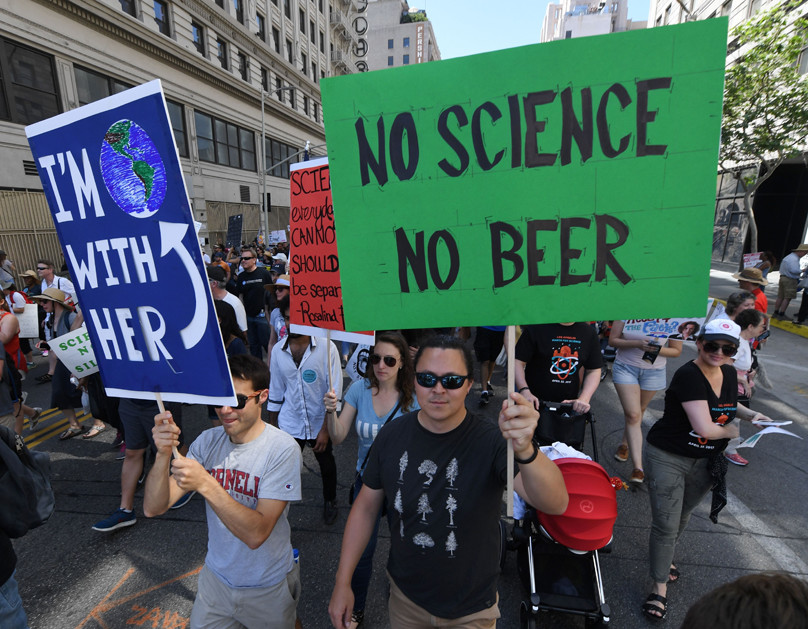 no science no beer