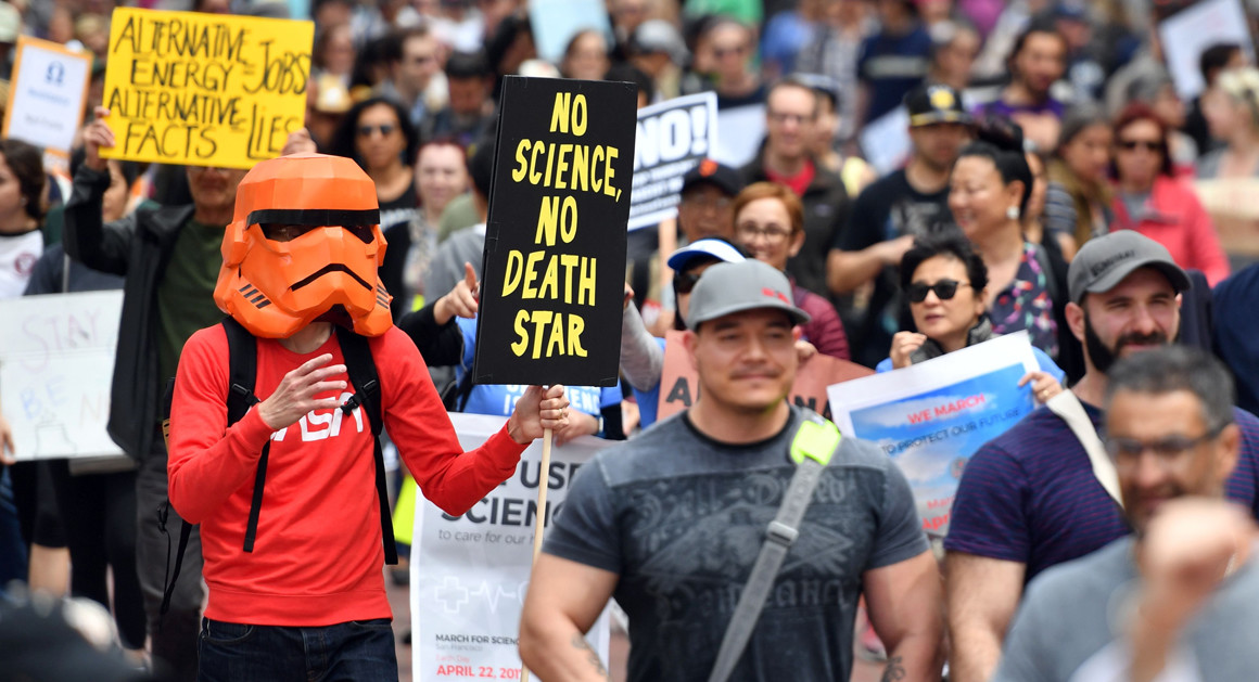no science no death star