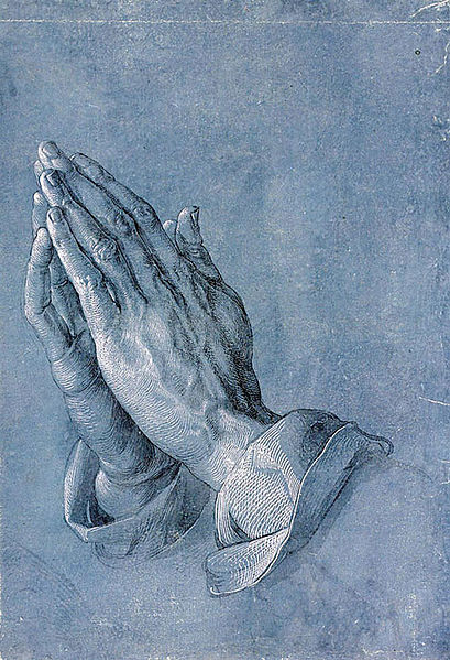 The Praying Hands Durer