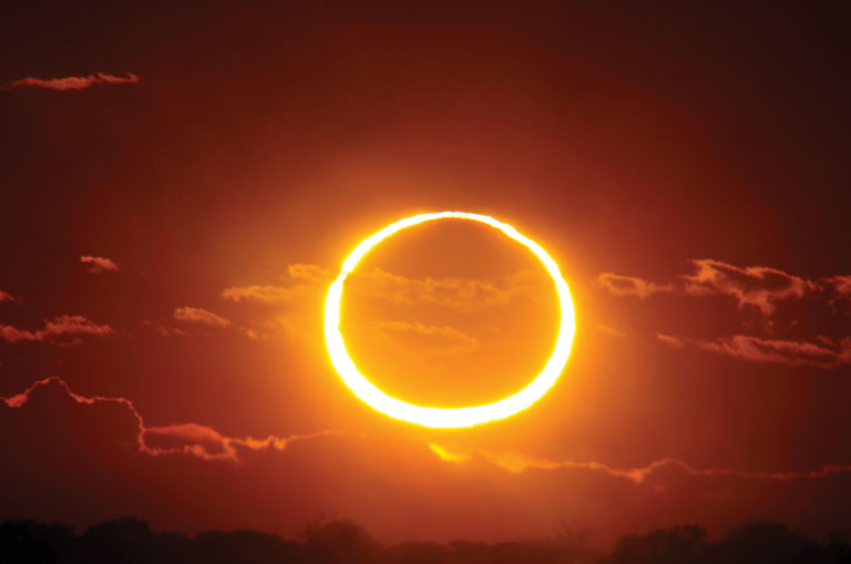 07 Annular eclipse Melandri