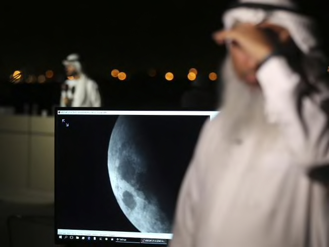 Astronomers in Dubai