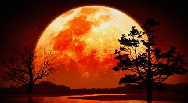 blood moon 2018 prophecy july eclipse will trigger end of the world shock claim 2