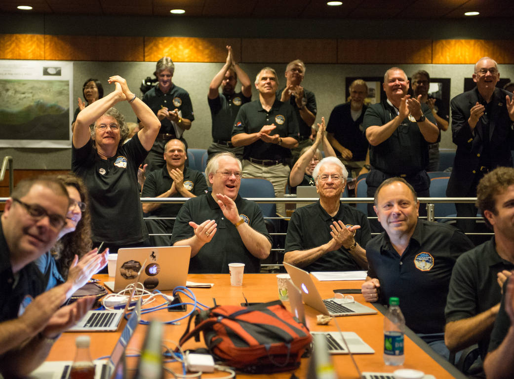 New_Horizons_Team_Reacts_to_Latest_Image_of_Pluto