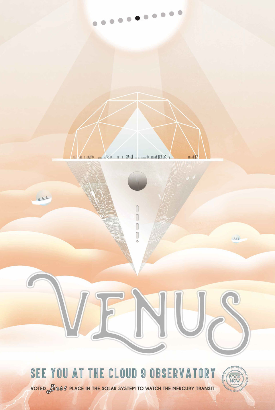 Venus Space Travel