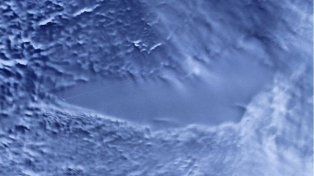 Lake Vostok which lies 4 km beneath the Antartic Ice